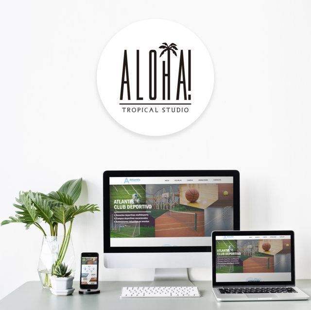 Web Deportiva – Atlantis CD