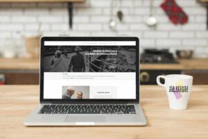 Web Corporativa – Grupo Hábitat